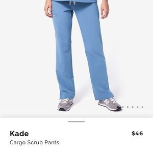 FIGS Kade Blue Scrub Pants!!